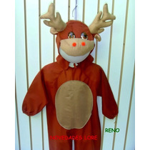 Disfraz De Reno Venado Disfraces Para Pastorelas Navidad
