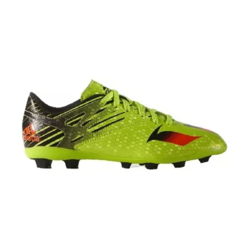 6120fdced2f92  promo  Botines adidas Messi 15.4 Fxg J Green Red Black -   685