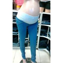 Pantalones Maternos Talla, S M L Xl. Ref 9050 Mayor Y Detal.