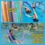 (flutuador,espaguete,boia,macarrão P/piscina Kit Com 05 Unid