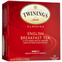 Te Twinings Te Ingles Caja X 50 Saquitos English Breakfast