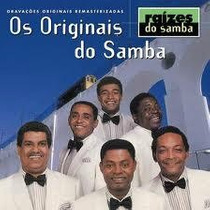 Cd Os Originais Do Samba - Raízes Do Samba