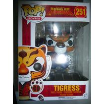 Tigress Tigresa De Kung Fu Panda Pop Funko