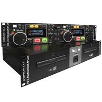 Cdj Player Digital Duplo Denon Dj Dn D4500 Mk2