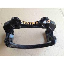 Porta Mordaza Caliper Sapo Freno Del. Nissan Sentra 01 06.