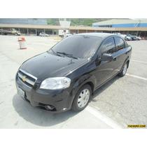 Chevrolet Aveo Lt - Automatico