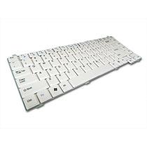 Teclado Notebook - Lg R410 - Branco Us