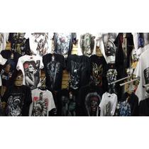Kit 10 Camisa Camiseta Blusa Ogabel Thug Nine Frete Gratis