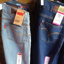 3 Pantalones Rectos Levis