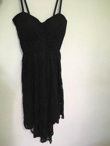 Vestidos de coctel color negro