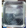 Bandejas De Aluminio Desechables Sin Tapas