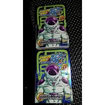 Lote De 70 Cartas Dragon Ball Z Kai Serie 11 S/repetir+caja