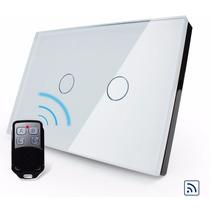 Interruptor Touch Livolo 2 Vias Branco Rf Paralelo Three Way