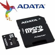 Memoria Micro Sd 8g Completamente Nueva