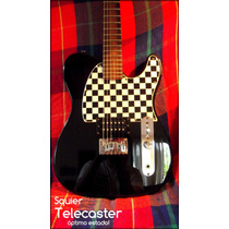Vendo Espectacular Guitarra Squier Telecaster Mod.especial