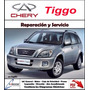 Manual Taller Diagramas Electrico Chery Tiggo Original