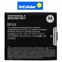 Bateria Pila Bp6x A855 Droid A955 Mb200 Motoluxe Xt615 Nueva