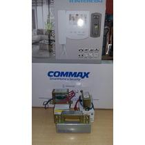 Kit Cerradura Electrica + Trafo P/ Portero Visor B/n Vi