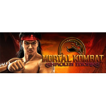 Patche Mortal Kombat Shaolin Monks Game