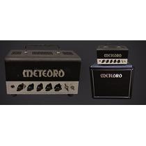Cabeçote Valvulado Meteoro Mht-g + Gabinete Caixa Mht1x12