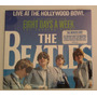 Cd The Beatles Live At Hollywood Bowl Digipack Nuevo