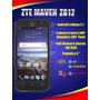 Telefonos Zte Maven Z812 4g Lte Camara 8mp Pantalla 4.5