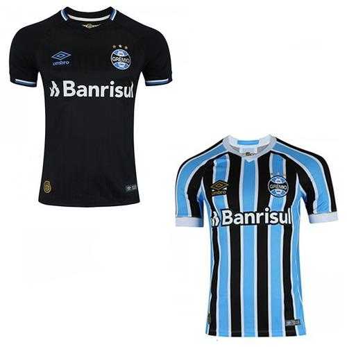 Nova Camisa Gremio 2018 - Kit Com 2 Camisas - R  120 878de10674b86