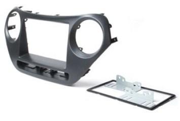 Frente Para Hyundai Grand I - 10 14-15 Doble Din - $ 430.00 en Mercado Libre