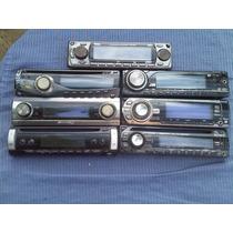 Se Venden 7 Frontales De Reproductores Pioneer Sony Jvc Park