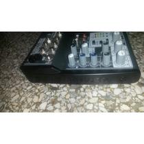 Consola Behringer Xenyx 502 En Perfecto Estado