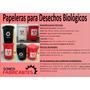 Papeleras Para Desechos Biológicos Médicos