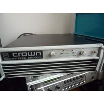 Crown Macro-tech 5000vz $a Tratar$
