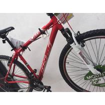 Bicicleta Montaña Genesis Red Gs Rin 29er Mod 2017 Aluminio