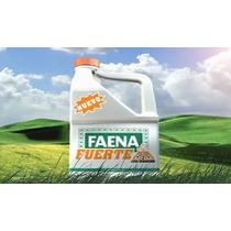 Faena Fuerte10 Lt Herbicida Control Malezas Hierba Glifosato