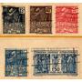 Estampilla Francia 1930 Serie Completa
