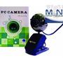 Webcam Xtreme 1.3mp Usb Para C/ Luz Y Microfono