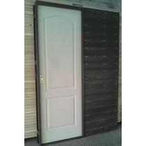 Puerta Corrediza De Embutir Craftmaster 90x10 - M/chapa