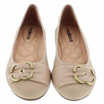 Sapato Feminino Moleca Original Salto Baixo A Pronta Entrega