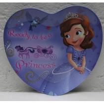 Fiesta Princesa Sofia Plato Melamina Como Recuerdo
