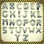 12 Globos De Letras 18