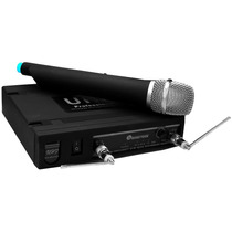 Microfono Receptor Inalámbrico Profesional Uhf Soundtrack