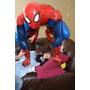 Globo Hombre Araña Spiderman Caminante Mercado Envíos
