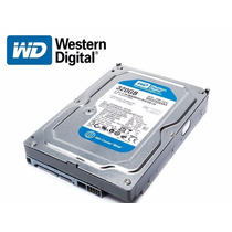 Disco Duro 320gb Sata 3.5 Western Digital Pc De Escritorio
