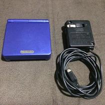 Game Boy Advance Sp Jpn + 13 Jogos + Carregador C/ Pokemon