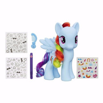 My Little Pony Rainbow Dash 22 Cm De Alto Hasbro