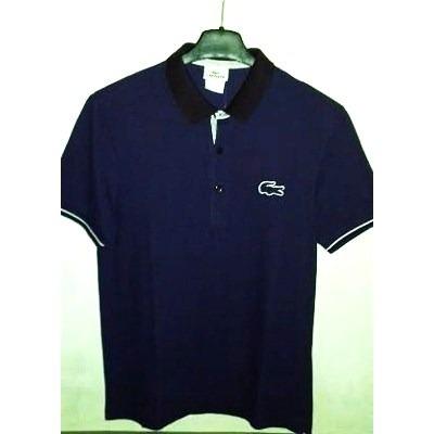 Camisa Polo Masculina Marca Famosa Tm M Roxa - R  230 d9c071b42f07f
