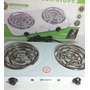 Cocina Electrica 2 Hornillas De 2000watt Marca Cooper