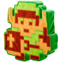 Peluche 8-bit De Nintendo The Legend Of Zelda - Link