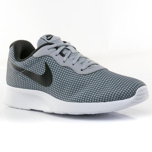 a0cb3a483e948 Tenis Nike Tanjun Racer Gris Blanco 27-28.5 Originales -   1