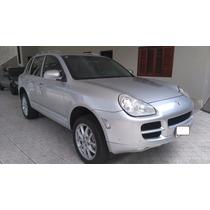 Porsche Cayenne S V8 Ano 2006 R$ 80.000,00 Blindado